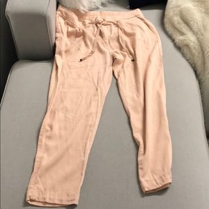 Pink joggers (light weight)